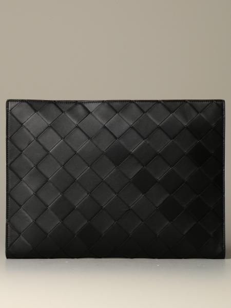 Bottega Veneta document holder in 3.0 woven leather