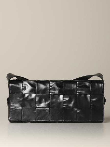 The Stretch Cassette Bottega Veneta bag in woven leather