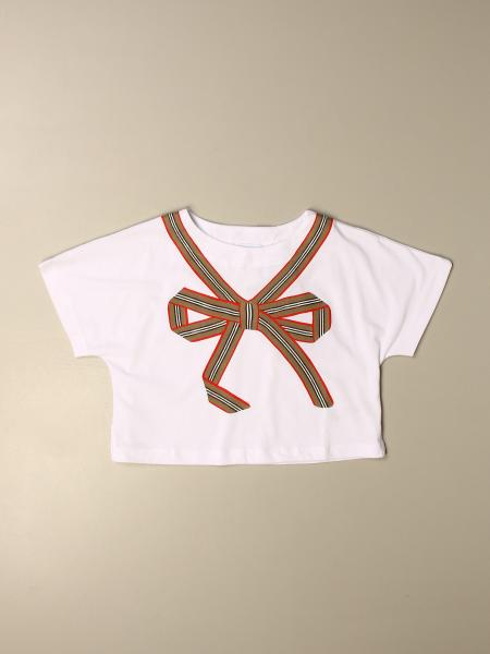 T-shirt kinder Burberry