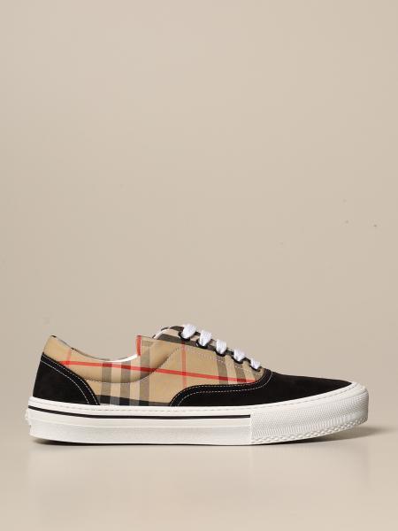 Shoes men Burberry