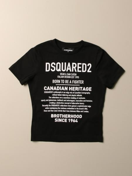 T-shirt enfant Dsquared2 Junior