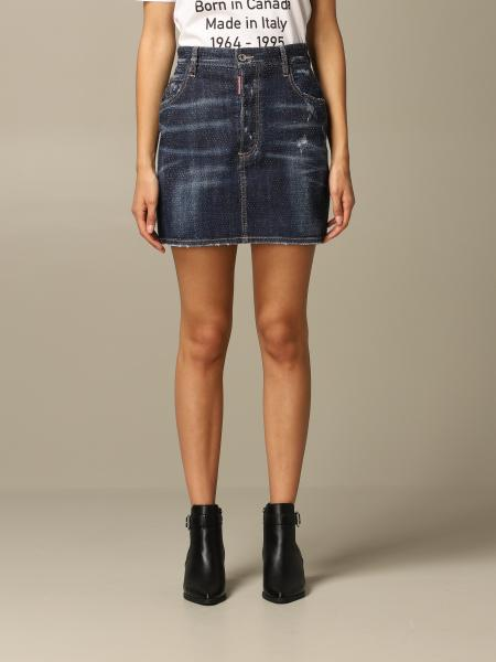Skirt women Dsquared2