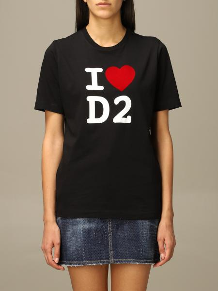 T-shirt women Dsquared2