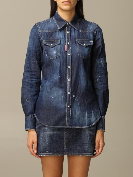 Shirt women Dsquared2