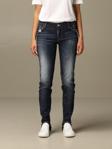 Dsquared2: Jeans damen Dsquared2