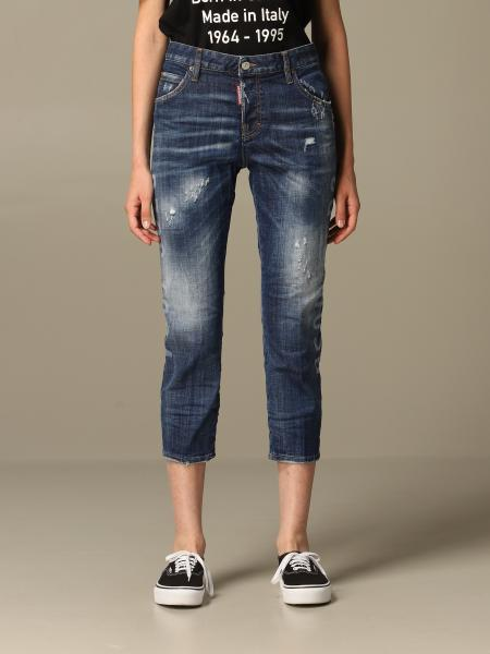 Jeans damen Dsquared2