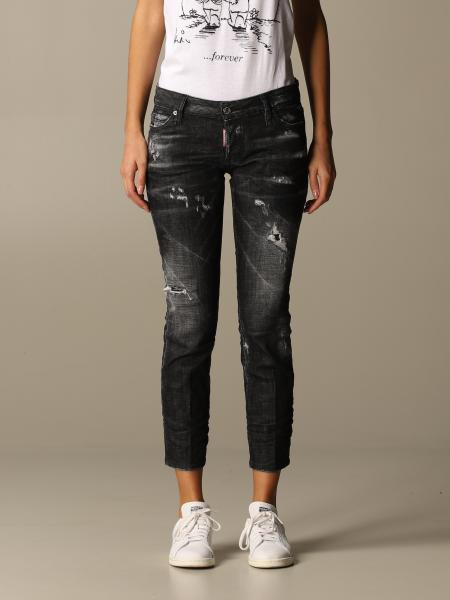 牛仔裤 女士 Dsquared2