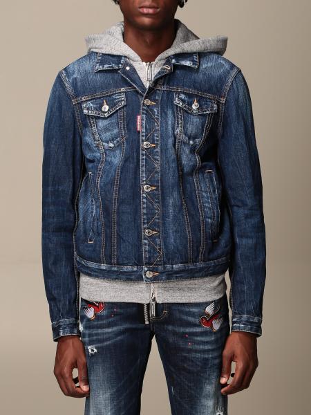 Jacket men Dsquared2