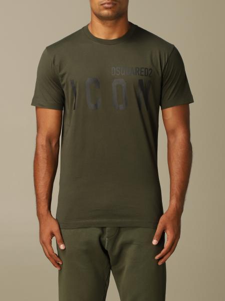 T-shirt herren Dsquared2