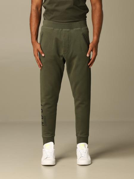 Icon Dsquared2 jogging trousers with logo