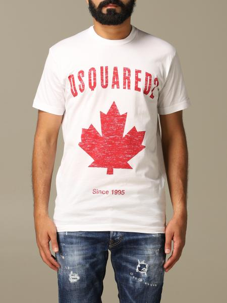 T-shirt homme Dsquared2