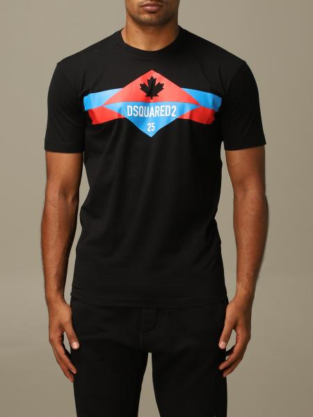 T-shirt men Dsquared2