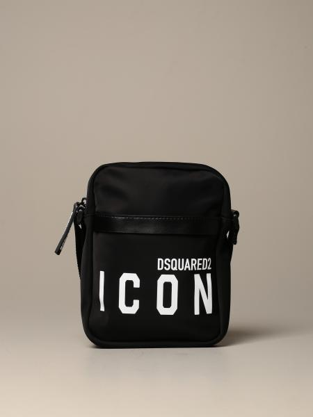 Dsquared2 nylon bag with Icon logo