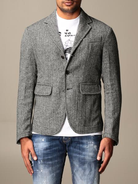 Blazer men Dsquared2