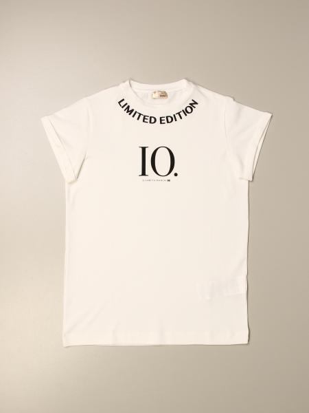Limited Edition Elisabetta Franchi T-shirt with logo