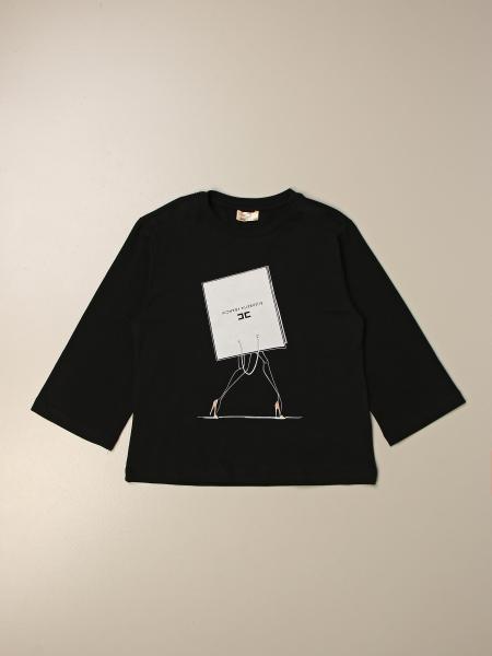 Elisabetta Franchi T-shirt with logo print