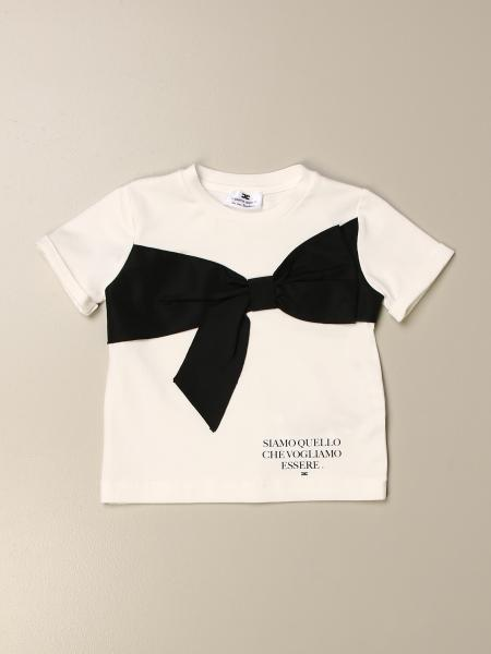 Elisabetta Franchi T-shirt with bow