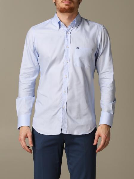 Camicia XC slim fit con collo button down