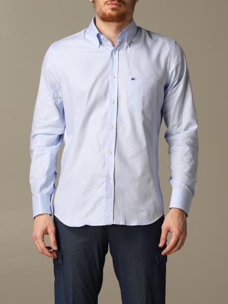 XC regular fit shirt with button-down collar