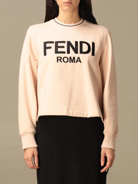 Fendi: Sweatshirt women Fendi