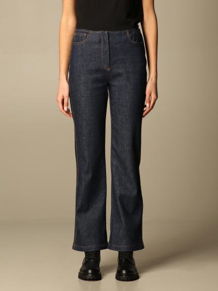 Fendi women: Jeans women Fendi