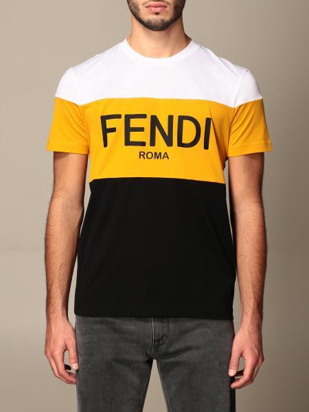 Fendi 男士: T恤 男士 Fendi