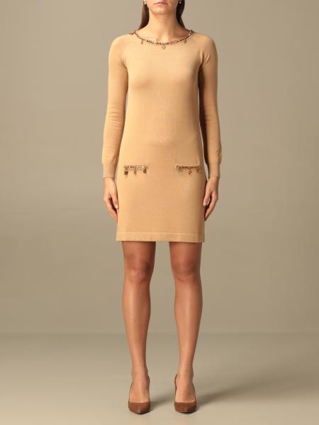 Elisabetta Franchi women: Elisabetta Franchi knitted dress
