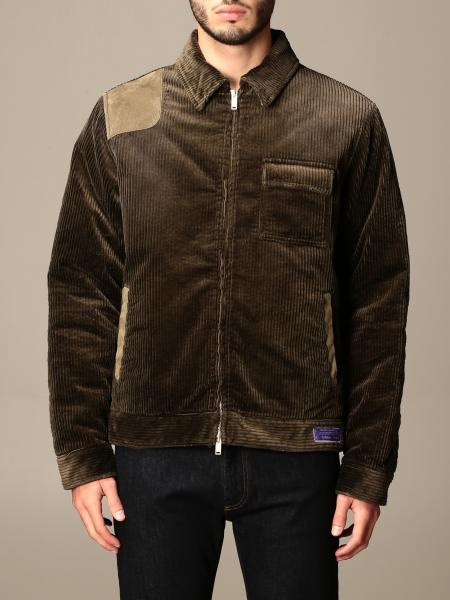 Golden Goose: Golden Goose corduroy bomber jacket