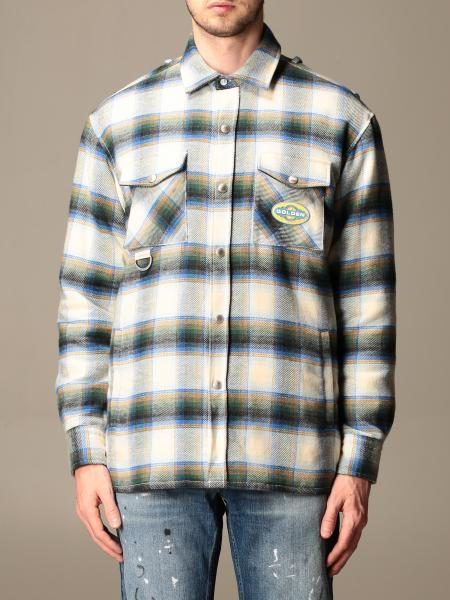 Golden Goose: Golden Goose check shirt