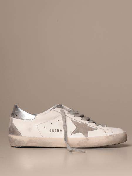 Superstar classic Golden Goose sneakers in leather