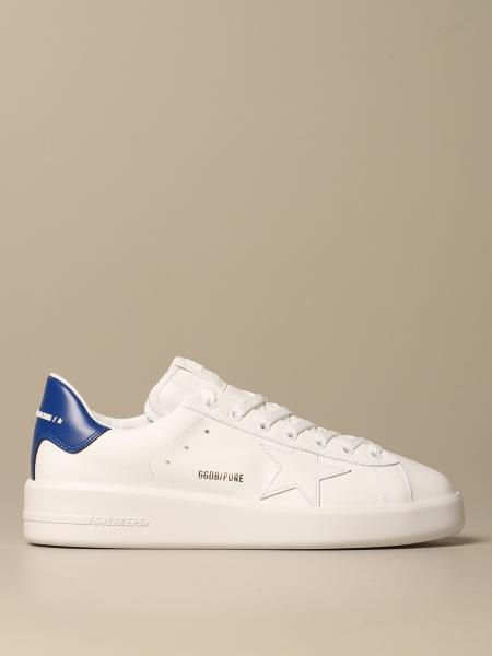 Golden Goose Pure-star sneakers in leather