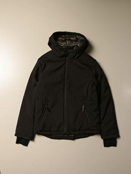 Invicta: Soft shell Invicta medium jacket with hood