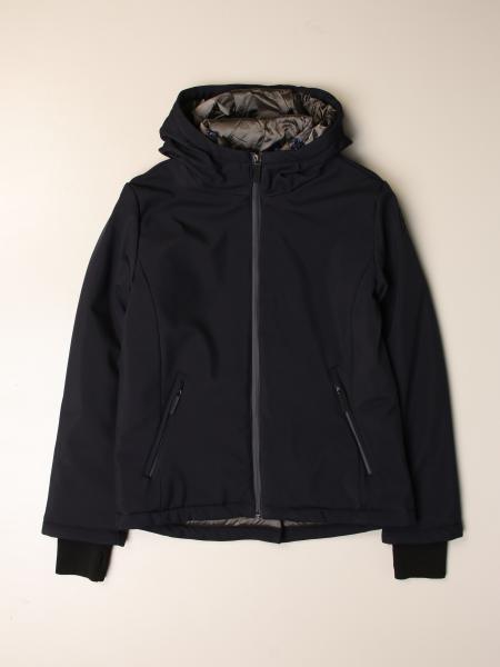Soft Shell Invicta medium jacket with hood