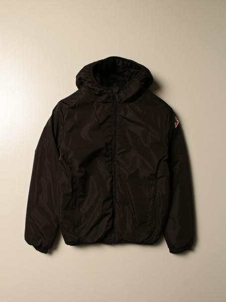 Invicta jacket with hood and teddy bear interior