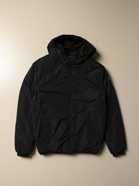Invicta nylon jacket with teddy bear interior