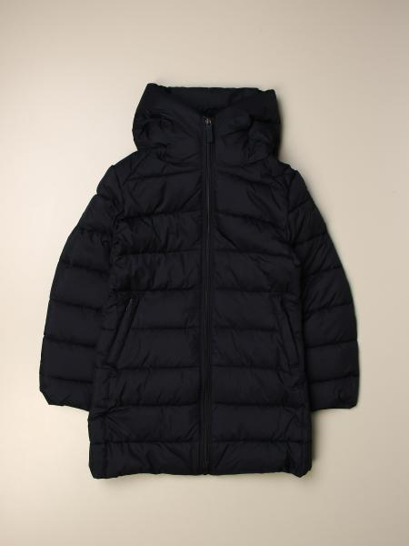 Invicta: Long down jacket with large hood