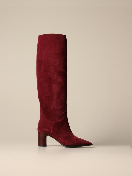 Casadei: Kentucky Casadei boot in suede