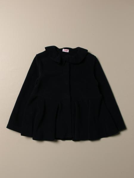 Il Gufo fleece coat