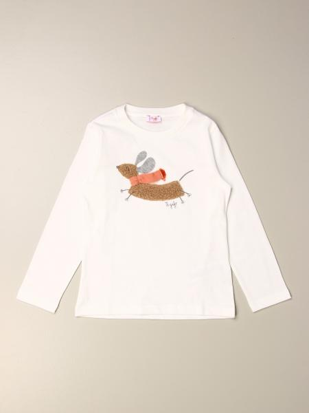Long sleeve with dachshund