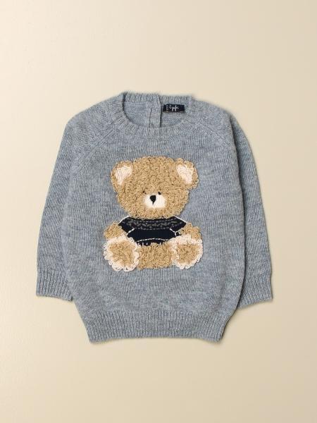Pullover Il Gufo con big teddy