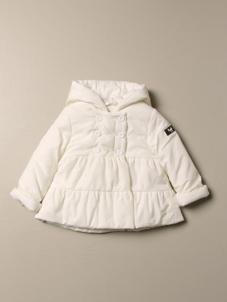 Il Gufo: Il Gufo double-breasted jacket with hood