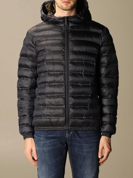 Invicta light down jacket with hood