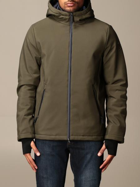Invicta: Soft shell Invicta jacket with hood and zip