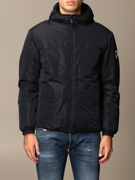 Invicta jacket with hood and zip