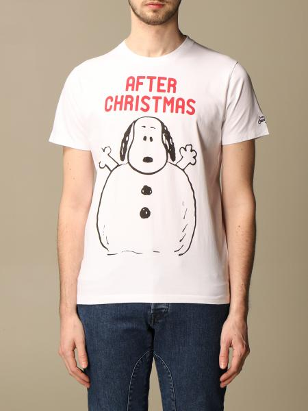 Mc2 Saint Barth: T-shirt Mc2 Saint Barth con stampa Snoopy