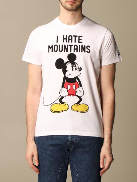 Mc2 Saint Barth: Mc2 Saint Barth t-shirt with Mickey