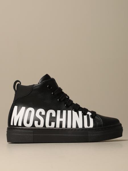 鞋履 儿童 Moschino Teen
