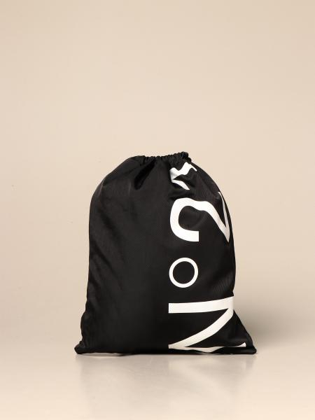 N ° 21 backpack in canvas with logo