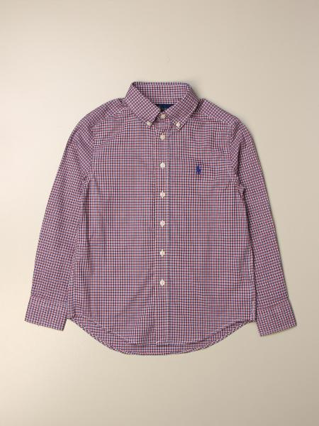 Polo Ralph Lauren: Shirt kids Polo Ralph Lauren Boy