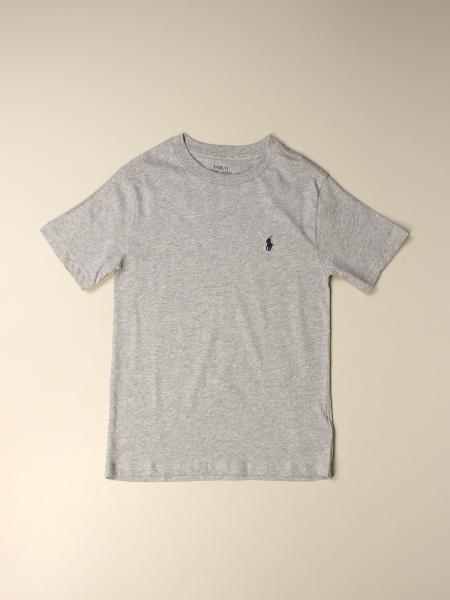 Polo Ralph Lauren Boy t-shirt with logo